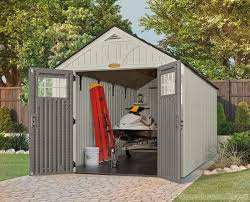 6x5 Shed Double Door by Suncast 8x13 Tremont Two Plastic Garden Shed