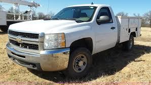 100 Chevy Utility Trucks For Sale 2007 Chevrolet Silverado 2500HD Utility Truck Item L5756