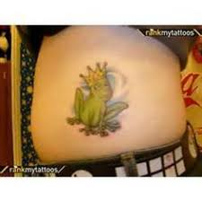 Frog Prince Tattoo Picture 15134