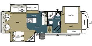 Wildwood Fifth Wheel Floor Plans Colors Full Specs For 2013 Forest River Wildwood Heritage Glen 286rlt Rvs
