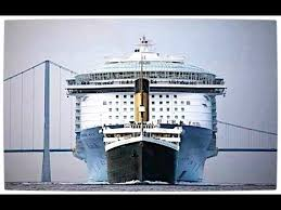 titanic compared to oasis