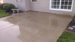 Removing Paint Concrete Patio Sandblasting Contractor Talk