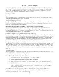 Cover Letter Biology Teacher Resume Rioferdinandsco