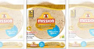 ission cuisine 2 1 2 mission whole wheat or carb balance tortillas coupon