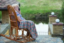 An Elderly Woman Sits In A Wicker Rocking Chair And Talking On.. Rocking Yard Chair The Low Quality Chinese Rockers You Find In Big Box Stores Arms A Nanny Network Ikea Kids Rocking Chair Craftatoz Classic Walnut Wooden Royal Wood Living Room Home Garden Lounge Size Length 41 Inches Width 1900s Vintage Gustav Stickley Craftsman Fniture Childs Wicker Style Very Good Cdition 35 Killinchy County Down Gumtree Dolls 195 Cm Wooden Dolls And Teddys Handmade Fniture Is Good Archives Hot Bid Nice Rocker Mid Century Danish Modern Rocking Chair Danish Mafia 18th Century English Elm With Rush Seat