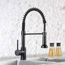 eyckhaus 19130 design spültischarmatur mit spiralfeder chrom