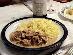 cuisiner les rognons de veau rognons de veau sauce moutarde régal d alain la cuisine de michel