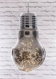 chrome led cluster retro ceiling oversized light bulb chandelier