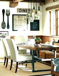 Decorate A Dining Room Decorating The Wall Ideas