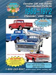 TS 60-72 Chevy Truck Cat 09b | Invoice | Brake Los Angeles Ca Cousins Maine Lobster Best 25 1954 Chevy Truck Ideas On Pinterest 54 4759 Chevy Truck Carburetor Door 29 Best Our Images C10 Trucks Chevrolet Itasca Spirit Rv Repair Interior Remodeling Shop 1967 The Worlds Faest Redhead Hot Rod Network Ocrv Orange County And Collision Center Body 67 72 Simpson Of Garden Grove Is A Cs 58 Web By Car Issuu Winnebago Adventurer Racks Americoat Powder Coating Manufacturing Ca For