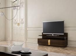 casa padrino luxus wohnzimmer tv schrank mit 2 schubladen braun gold 150 x 50 x h 67 cm edle wohnzimmer möbel luxus qualität