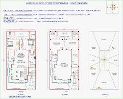100 Free Vastu Home Plans West Facing House Plan Elegant Hindu House Plan