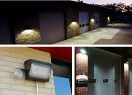 led wall pack application homes villas hotels salon