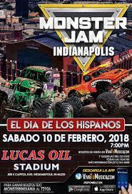 100 Monster Trucks Indianapolis Calendar VivaTuMusicacom