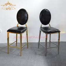 [Hot Item] Rose Gold Metal Cheap Velvet Bar Counter Stool Home Modern  Minimalist Casual Cafe High Bar Chairs Furniture For Bar Table Sale Pub Chairs 2 Fabric Bar Stools With Solid Wooden Awesome Used Table And Chair Fniture For Sale Stool Us 99 Banquetas New 2019 Wood Modern Sillas Para Barra Retro Iron Cafe Combination Round High Benchin Singapore By Masons Home Decor Hot Item Rose Gold Metal Cheap Velvet Counter Minimalist Casual For Drewing Brown 5 Pc Rectangular 4 Upholstered Tables Party Time Rentals Durable Top Cocktail Buy Tablesbar Chairshigh Product On Flash Sale Bn Tables And Chairs Combination Negotiate A Square Table Smatrik Adorable Bars Sets Ding