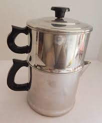 Vintage Original LIFETIME Stainless Steel 8 10 Cup Drip COFFEE POT Maker