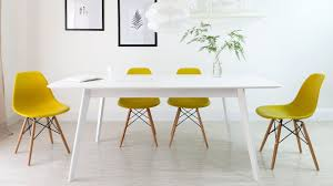 Matt White Extending Dining Table And Eames Chairs - YouTube Minimal Ding Rooms That Offer An Invigorating New Look New York Herman Miller Eames Chair Ding Room Modern With Ceiling Eatin Kitchen With Rustic Round Table Midcentury Chairs Hgtv Senarai Harga Ff 100cm Viera Solid Wood 4 Shop Vecelo Home Chair Sets Legs Set Of Eames Youtube Biefeld Besuchen Sie Pro Office Vor Ort Room Progress Antique Meets Stevie Storck Modern Fniture Uk Canada For Style By Stang 5pcs Tempered Glass Top And Pvc Leather Saarinen Design Within Reach Buy Midcentury Online At