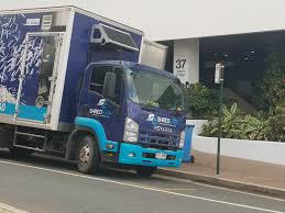 Shredding Truck At Ipswich City Council Building : Brisbane