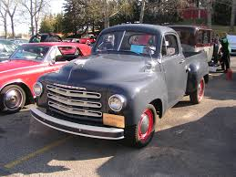 File:1949 Studebaker R-Series Truck (3091102591).jpg - Wikimedia ... 1949 Studebaker Pickup Truck Pictured At The Annual Newpor Flickr Intertional 2r5 Pick Up To 1951 Pickup For Sale On Classiccarscom Lowe Low And Behold Photo Truck 1 Ton The Street Peep 5 Studebaker Pickup 2r Youtube 49 R16a Floor Mat 1962 Trucks Historic Flashbacks Trend