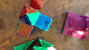 Magna Tiles Amazon Uk by Magna Tiles Review Youtube