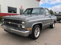 1984 Chevrolet Silverado | My Motors.ca 1984 Chevrolet Silverado Hot Rod Network Truck 84ch4619c Desert Valley Auto Parts Vintage Motorcars 7891704f0608fc Low Res For Chevy M1008 Cucv D30 4x4 Military 39000 Original Miles Rm Sothebys C10 Shortbed Auburn Fall 2012 K10 Ideal Classic Cars Llc 278 Tpa Youtube Ck For Sale Near Cadillac Michigan 49601 Pickup Truck Item A6564 Sol Shortbed Sale Autabuycom Scottsdale Coub Gifs With Sound