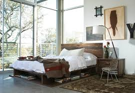 Asian Bed Frame Bedroom Contemporary With Battery Powered Wall Clocks