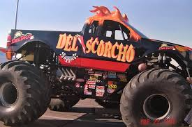 Del Scorcho | Monster Trucks Wiki | FANDOM Powered By Wikia The Truck Vintage Pizza Pie Co Mount Sideshooter Mensch Manufacturing Shockwave Jet Wikipedia Pafco Truck Bodies Home 1991 Chevy S10 Timmy The Truck Safety Stance Ny 2018 Vw Joins Pack Car Design News Shell Starship Semi Aims To Push Fuelefficiency Envelope Only Burger At Feast Feastvirginia Convoy Special Olympics Wyoming Washed And Waxed Auto Synthetic Danautosyntheticcom