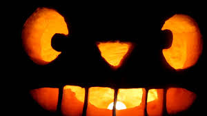 Tinkerbell Face Pumpkin Template by Totoro Pumpkin U003d3 Youtube