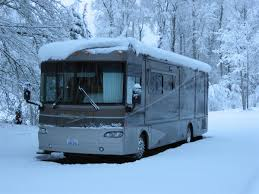 100 Trucks In Snow Winter RV Driving Tips How To Drive Motorhomes Trailers Safely