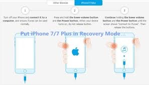 How to Get an iPhone iPad Into and Out of Recovery Mode without