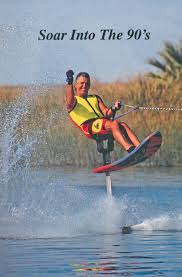 a water skier s life air chair
