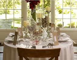 Christmas Centerpieces For Dining Room Tables by Top 100 Christmas Table Decorations U2014 Style Estate