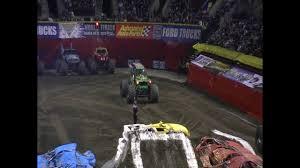 100 Donkey Kong Monster Truck Grave Digger Vs Portland Oregon 2010 Jam