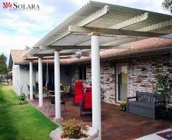 Louvered Patio Covers San Diego by Solara Patio Cover Plans