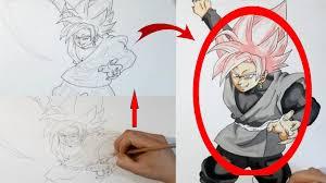 Dibujos Para Colorear De Goku Ultra Instinto Dominado Cómo Dibujar
