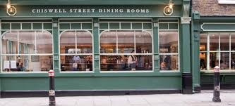 Smartness The Chiswell Street Dining Rooms Lady Blonde Room