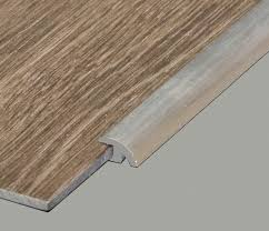 Types Of Transition Strips For Laminate Flooring by Height Transition Lvt To Concrete Floors Dt065