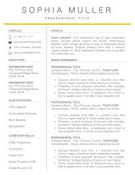 Easy Resume Template For Word, Simple + Classic CV Template With ... Free Download Sample Resume Template Examples Example A Great 25 Fresh Professional Templates Freebies Graphic 200 Cstruction Samples Wwwautoalbuminfo The 2019 Guide To Choosing The Best Cv Online Generate Your Creative And Professional Resume Cv Mplate Instant Download Ms Word You Can Quickly Novorsum Disciplinary Action Form 30 View By Industry Job Title Bakchos Resumgocom