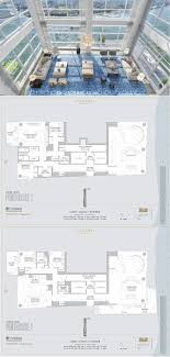 100 Penthouse Story Of Financial Districts 60 Glass Tower Asks
