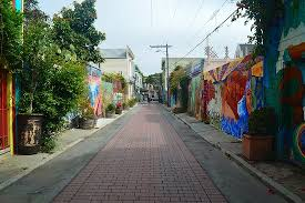 balmy alley murals mission district san franciso picture of