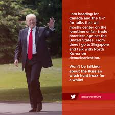 Donald Trump Calls For G7 To Readmit Russia L THE American
