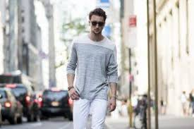 White Jean Outfits For Men Top 25 Ideas Jeans Guys