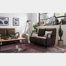 ars manufacti sofa straid braungrau mischgewebe