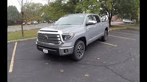 100 Toyota Truck Reviews 2018 Tundra 4WD Limited Review YouTube