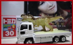 100 Dinosaur Truck Tomica 030 Tomica World