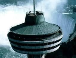 skylon tower revolving dining room restaurant niagara falls