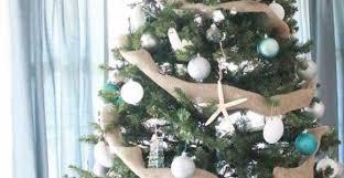 Coastal Christmas Tree Seasonal Pinterest Concept Of Nautical