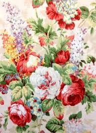 Beautiful vintage fabrics and paper I m all in