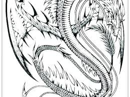Free Coloring Pages Dragons F Toothless S