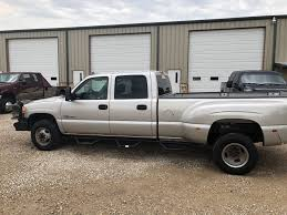 GMC Sierra 3500 Crewcab Sle Dually For Sale In Greenville, TX 75402